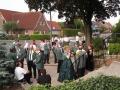 Schützenfest 2014 Bogenaufhängen 004