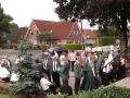 Schützenfest 2014 Bogenaufhängen 005