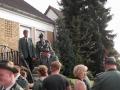 Schützenfest 2014 Bogenaufhängen 009