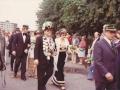 Unser Königspaar 1974/76 Helmut & Ursula Meinke