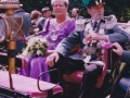 Unser Königspaar 1995/96 Klaus Pingel & Gertrud Foppe