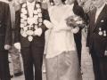 Unser Königspaar 1967/68 Hans Timmers & Ingrid Kösters