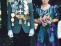 Unser Königspaar 1990/91 Robert & Heike Mensing
