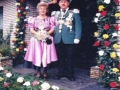 Unser Königspaar 1994/95 Hans & Brigitte Krummen-Boyer