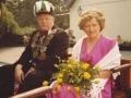 Unser Königspaar 1977/78 Karl-Heinz & Ingrid Kösters