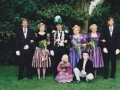 Unser Königspaar 1992/93 Johannes & Irmgard Hellen